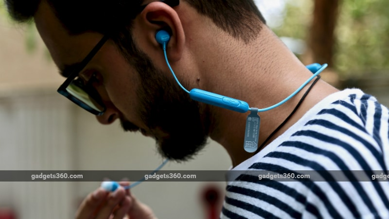 Sony WI-C300 Bluetooth Headphones Review | NDTV Gadgets360 com