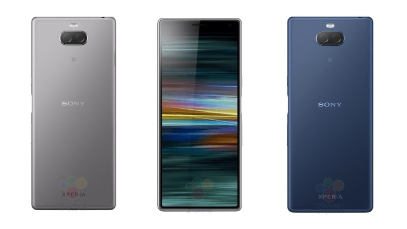 Sony Xperia 10, Xperia 10 Plus Alleged Specifications, Prices Surface Ahead of Launch