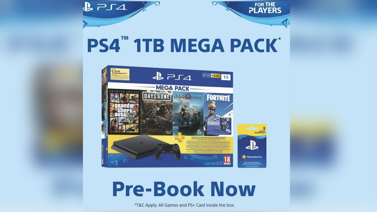 Sony Increases Prices for PS4 Slim and PS4 Pro Consoles, PS4 Slim Reportedly Gets New Bundle