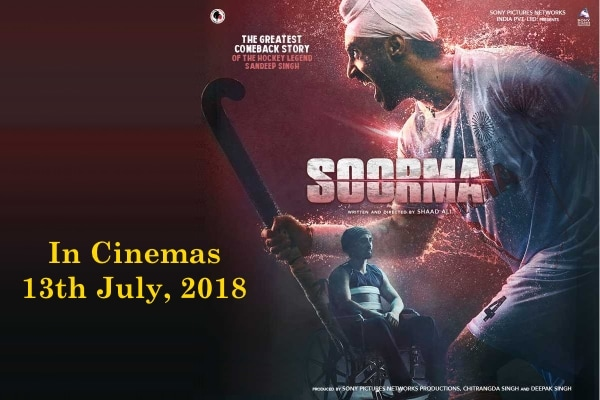Soorma Movie Ticket Offers: Book Movie Ticket Online on Paytm, BookMyShow for Offers and Cashbacks