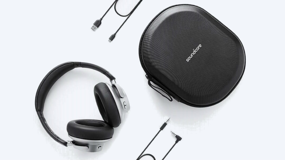 Anker Soundcore Space NC Noise Cancelling Wireless Headphones Launched in India at Rs. 10,999