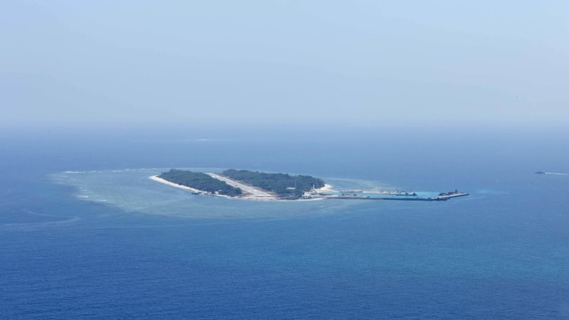 Taiwan Asks Google to Blur Images Showing New South China Sea Facilities