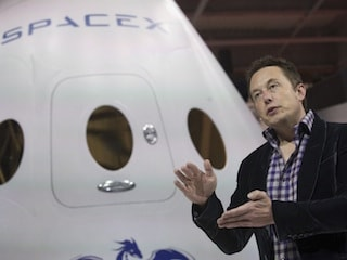 SpaceX CEO Elon Musk to Present 'Mind-Blowing' Mars Plan on Tuesday