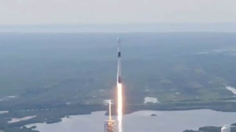 SpaceX Launches New Falcon 9 Rocket Meant for Future ...