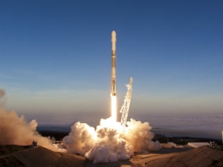 SpaceX Deploys 10 More Iridium Satellites in Used Falcon 9 Rocket