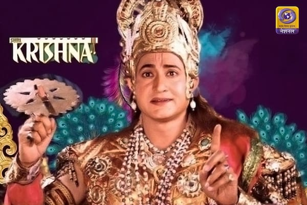 Shri Krishna On DD National Channel: The Iconic Show Is Back
