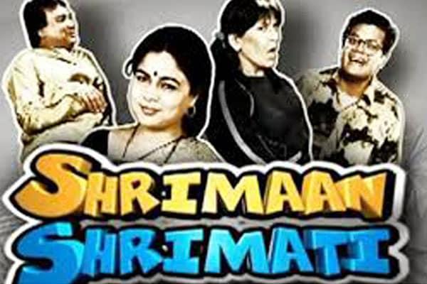 Sriman Srimati on DD Bharti