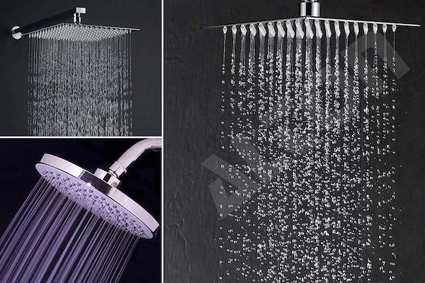 Shower Heads For An Invigorating, Uplifting Shower