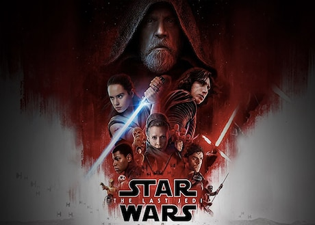 Star Wars The Last Jedi Movie Ticket Booking Offers, Release Date, Offical Trailer, Songs and More To Book Movie Tickets Online.