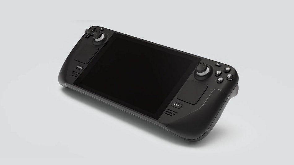 Steam Deck Handheld Gaming PC Announced by Valve to Compete With Nintendo Switch