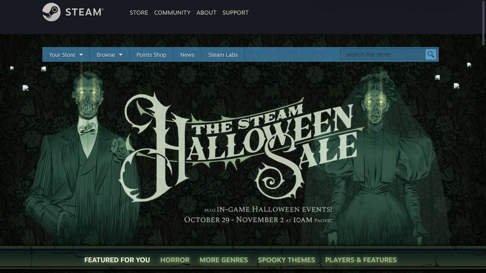 Steam Halloween Sale Underway, Discounts on Control, Doom Eternal, Death Stranding, and More