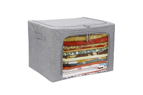 HomeStorie Living Box - Foldable Storage Boxes for Clothes