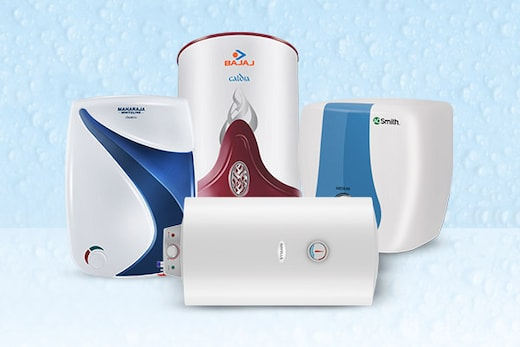 Best Electric Storage Water Heaters to Buy Online