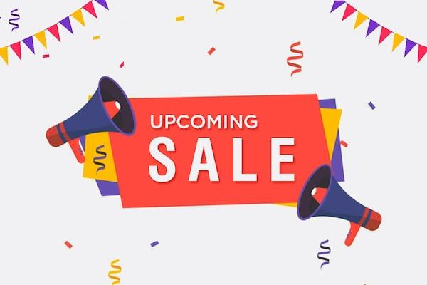 Upcoming Sale on Amazon 2021