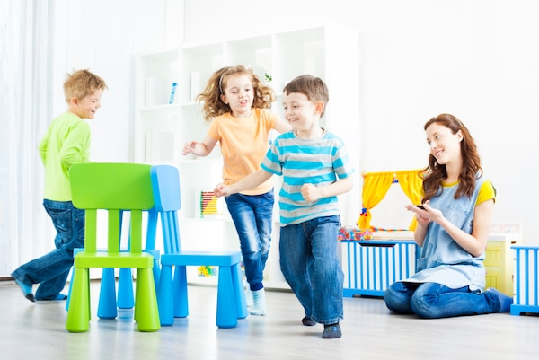 Ergonomic Study Chairs for Kids: Make Learning More Fun