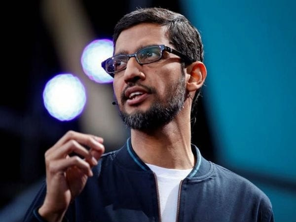Google CEO Pitchai Piches for $30 Smartphone
