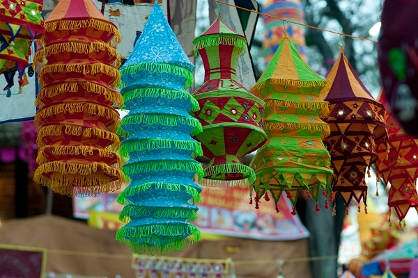 Surajkund Mela 2019_Colourful Lalterns