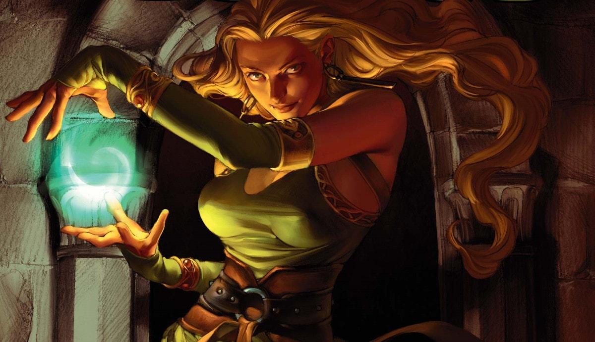 Sylvie Enchantress marvel Loki Sylvie Enchantress marvel Loki