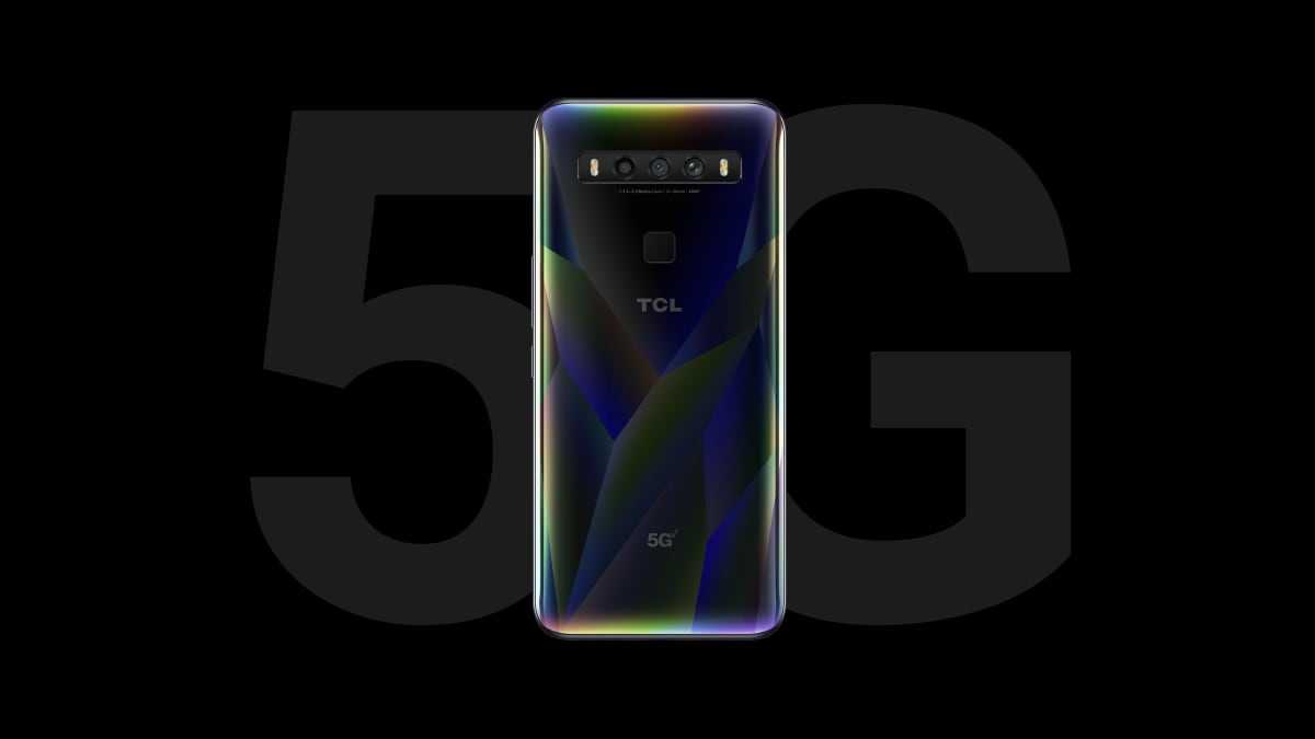TCL's First 5G Phone Exclusive to Verizon, Costs $399