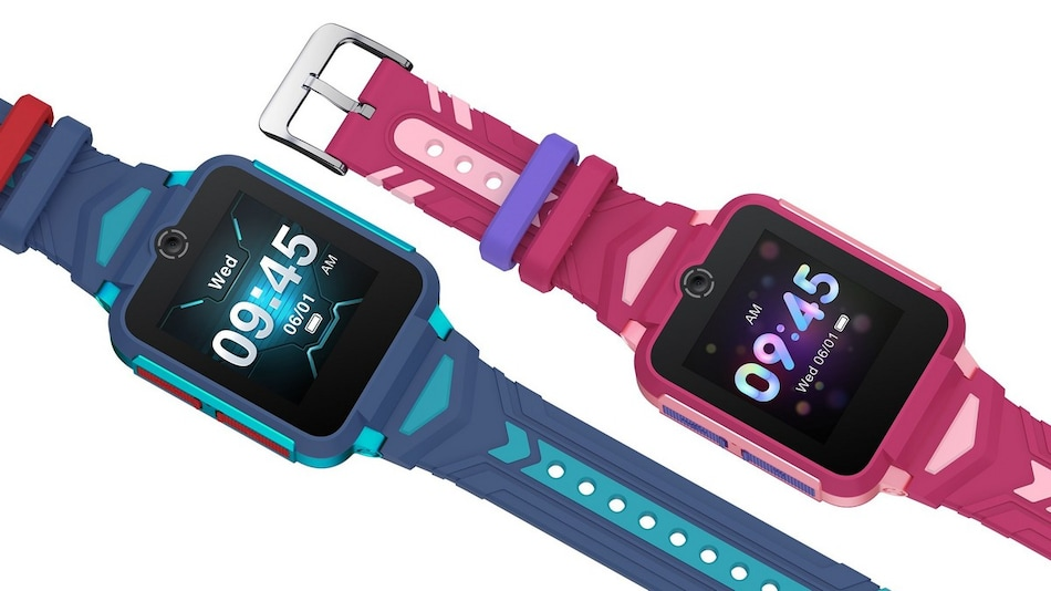 TCL Movetime Family Watch 2 With GPS, 4G SIM Capabilities, 1.54-Inch Display Launched