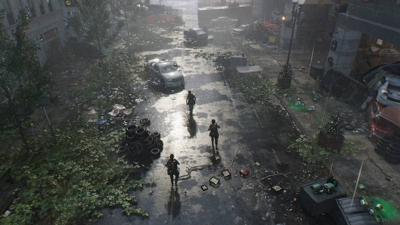 Ubisoft address The Division 2's private beta bugs