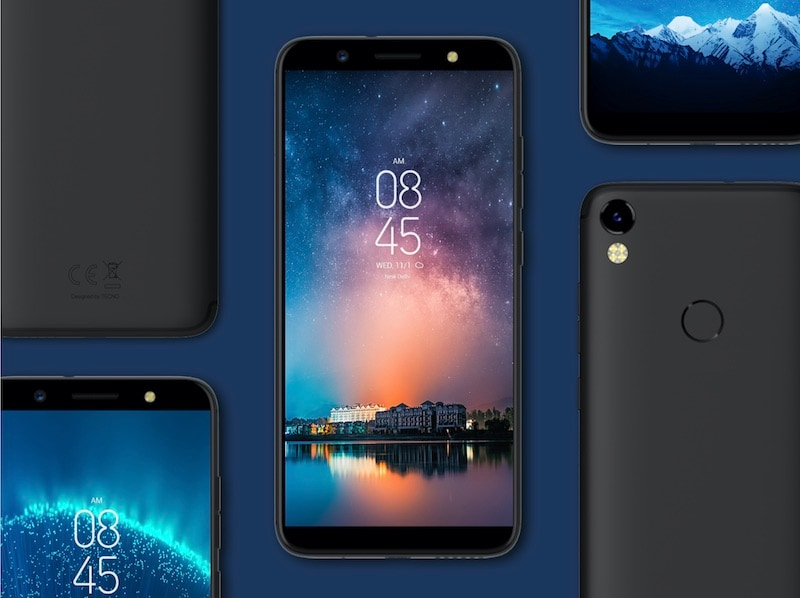TECNO to Launch Its First Full View Display Phone in India on Thursday