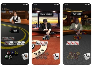 Apple Re-Releases Classic Texas Hold'em iOS Game on the App Store