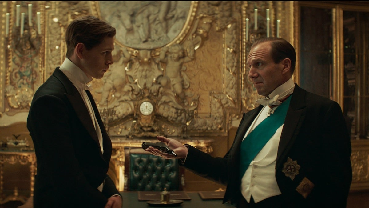 The King's Man Trailer: Ralph Fiennes' Spy Squad Tries to Stop World War I