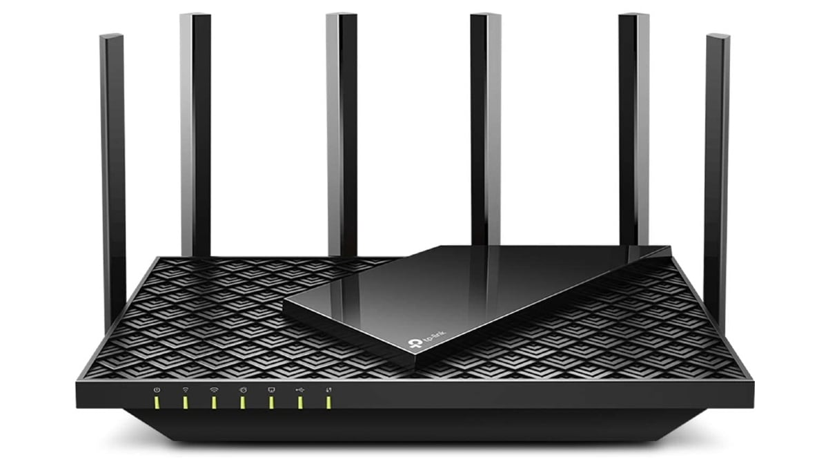 TP-Link Archer AX5400 Wi-Fi 6 Dual Band router