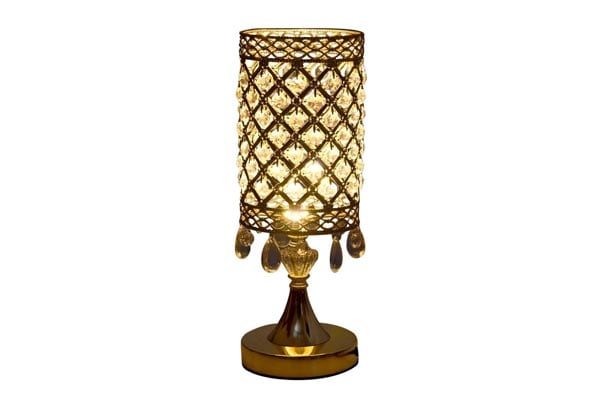 Maharaj Crystal Table Lamp