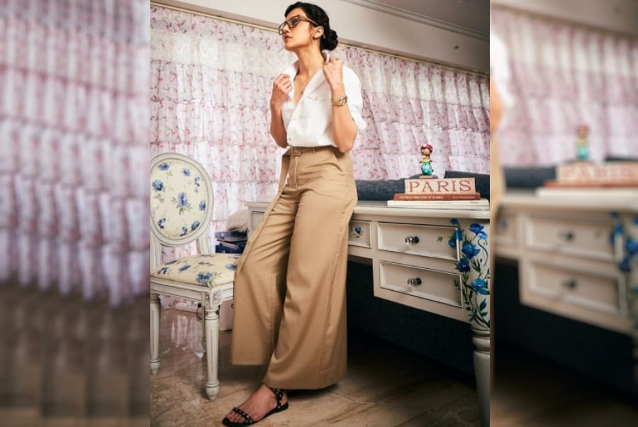 Keeping it Trendy and Tantalizing with Taapsee