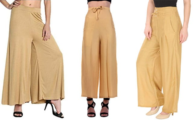 Tantalize with Taapsee Pannu Beige Trouser 1559890895181