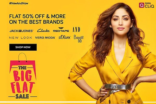 Tata CLiQ is Back with Pre-EOSS Offers, You Cant Afford to Let It Go!