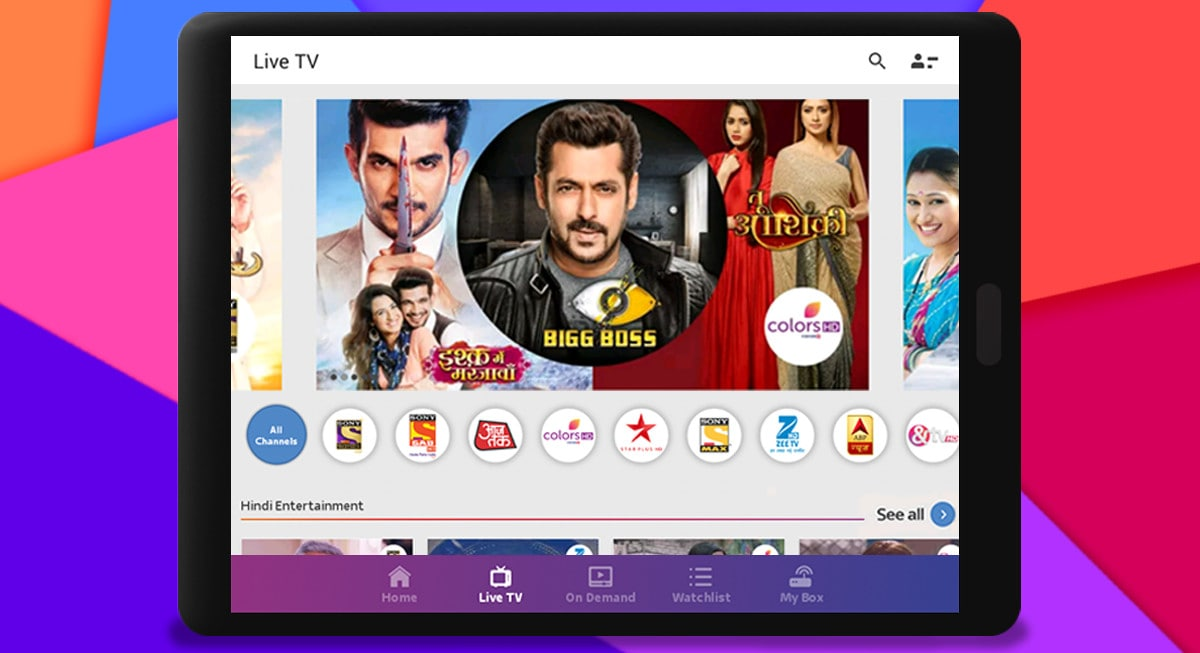 Tata Sky Android App Updated With Personalised Content