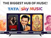 Tata Sky Music, Music+ Now a Single Subscription for Rs. 2.5 Per Day