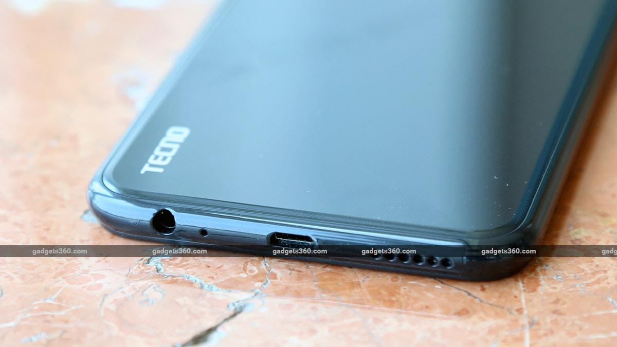 Tecno Camon i4 Port NDTV Tecno Camon i4 Review