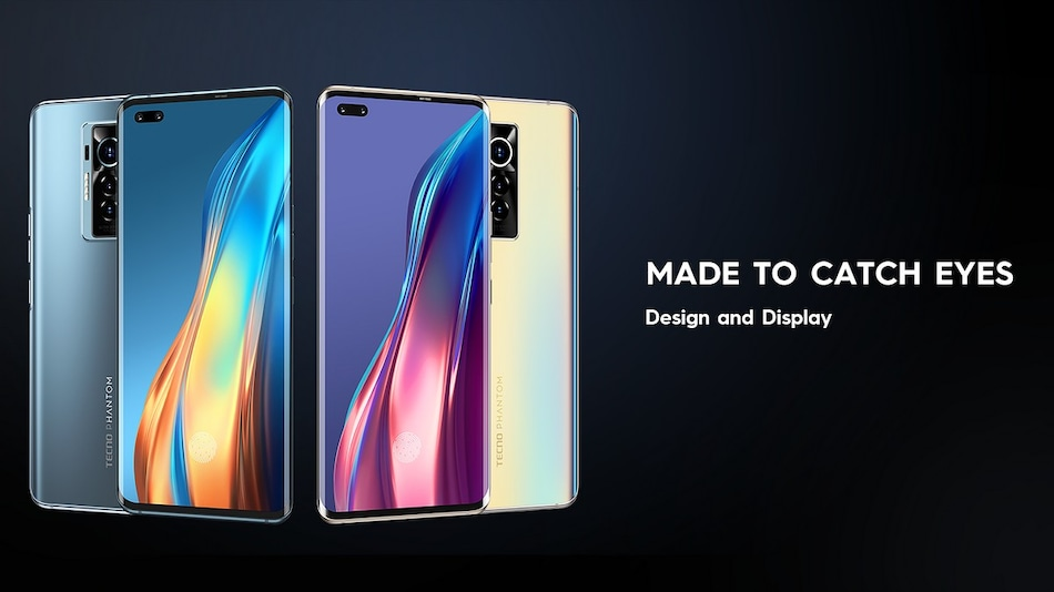 Tecno Phantom X With MediaTek Helio G95 SoC, Curved 90Hz Display, 33W Fast Charging Launched: Specifications