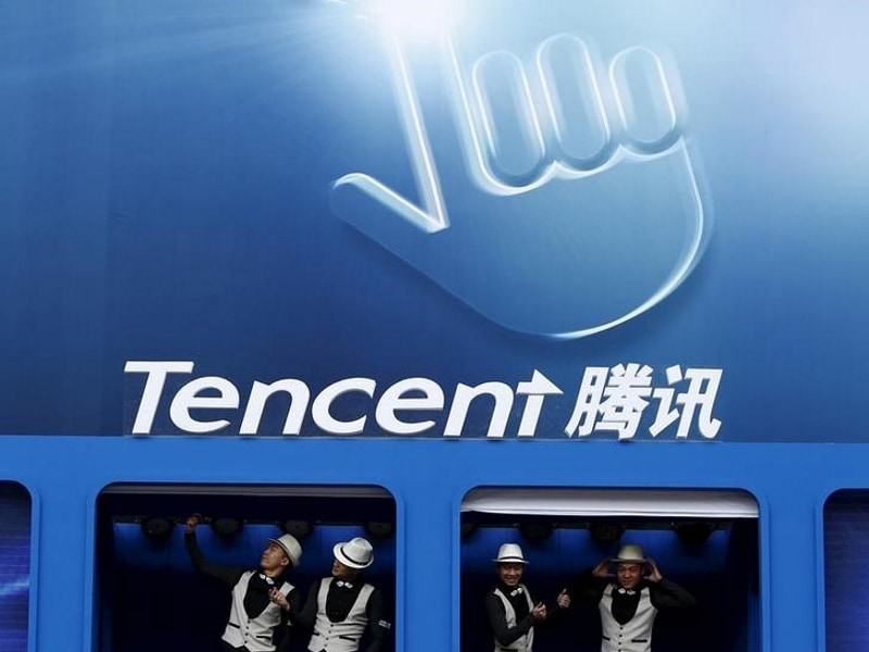 Tencent Becomes China's Most Valuable Company