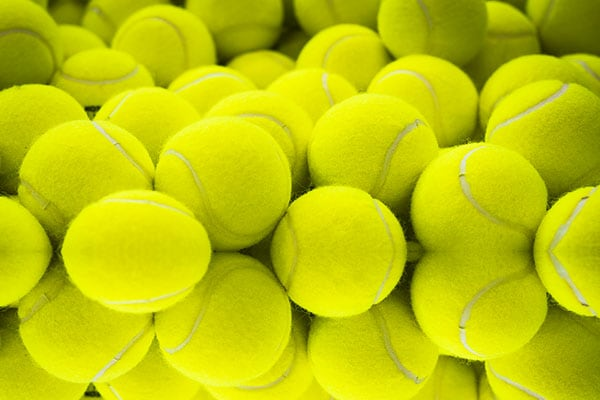 Tennis Ball Life Hack