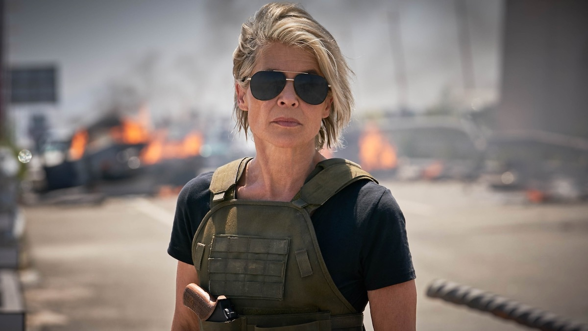 New Terminator: Dark Fate 'Trailer' Takes Us Behind the Scenes — San Diego Comic-Con 2019