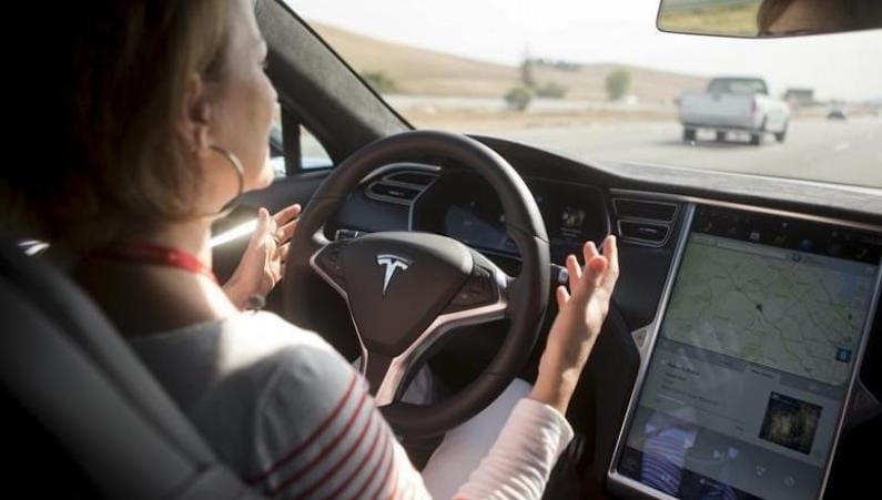 Mobileye Says It Warned Tesla Against Enabling 'Hands-Free' Driving