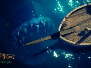 Sea of Thieves The Hungering Deep Free Update Out Now