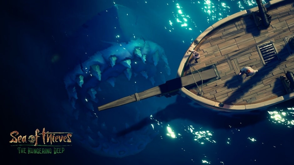 Sea of Thieves Download Size Will Go Down, but You Will Have to
