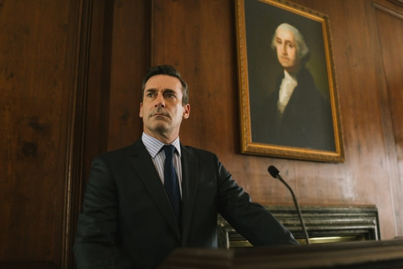 The Report movie Jon Hamm The Report