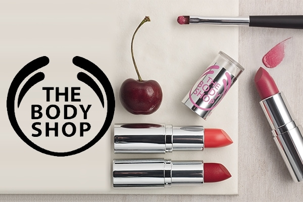 The Body Shop Lipsticks: 100% Vegan Lipsticks You Can Shop Online