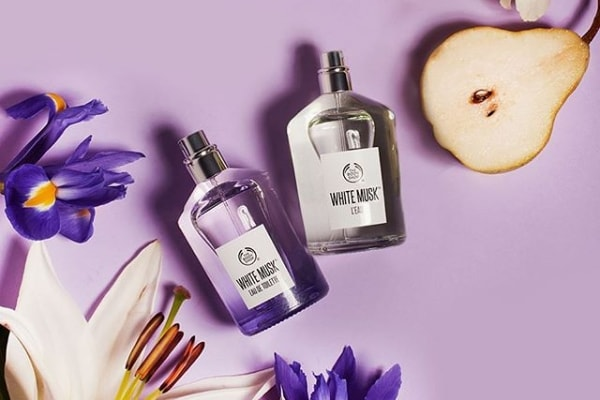 The Body Shop Perfumes