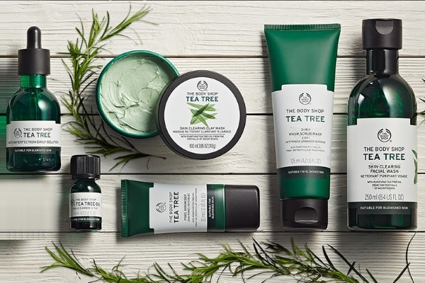 Amazing The Body Shop Tea Tree Range To Shop Online