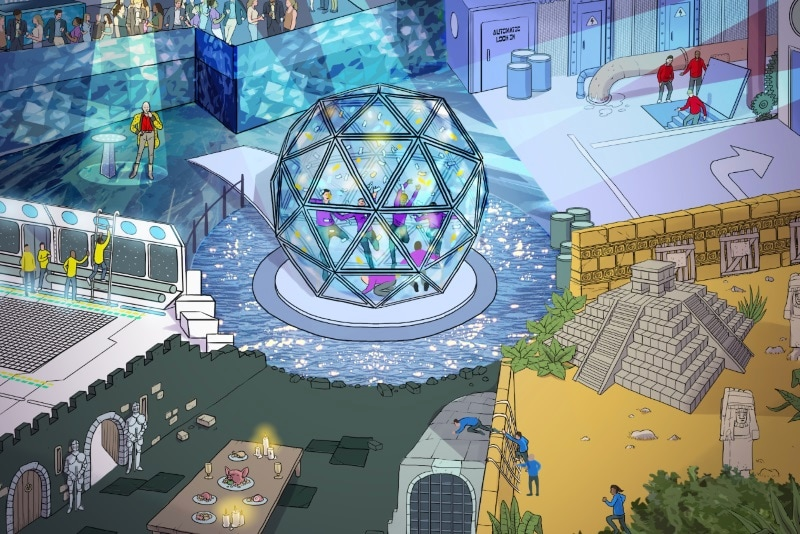 The Crystal Maze Set to Return to TV After 21 Years