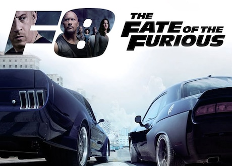 Book Your Movie Tickets for The Fast & Furious 8