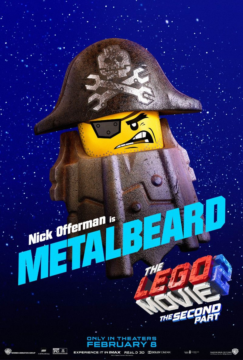 The Lego Movie 2 (12) The Lego Movie 2